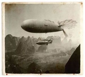 Ballon ancien-image du net